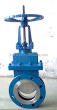 High Pressure 4 inch water butt welding gate valve with prices