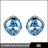 Crystal From Swarovski Wholesale Rhinestone Unique Women Jewerly Earring