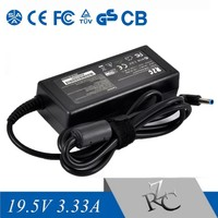 19.5v3.33a power adaptor for notebook with blue tip