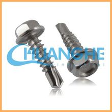 Made in china cheap hex head self tapping screw type 17