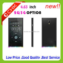 CHK M3A mtk 6572 4.63 inch android cell phone dual camera cheap android 3g smart phones