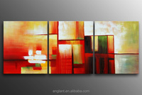 High quality abstract painting on canvas wall decoration
