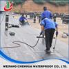 SBS/APP bitumen waterproofing membranes with fiberglass felt