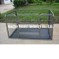 Dog pet cat playpen kennel puppy exercise pen crate outdoor enclosure heavy duty dog pen