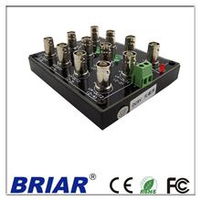 2015 hot sale cctv video amplifier/splitter