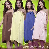 Quick-drying bathrobe absorbency unique bathrobes