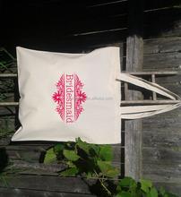 Promotional customized organic cotton bag