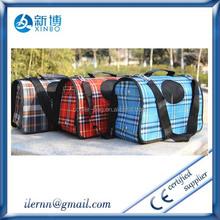 Customed Made Convenient Bag Pet Carrier Dog Bag Cat Bag Carrier