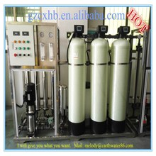 China RO Water purifying Clean Treatment process Equipment