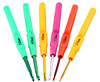 /product-gs/6pcs-multicolor-plastic-handle-crochet-hook-aluminum-crochet-hook-60199092777.html