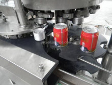 Bottom price best Selling perfect pop can pull filling line