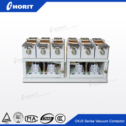 ISO9001 CE approved CKJ20 630a 2 pole ac dc circuit contactor