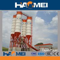 HZS180 Modular Concrete Mixing Staton For Sale