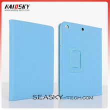 basket ball parttern two fold stand covers for ipad mini