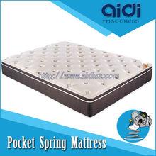 Anti-stress knitting fabric heating germanium bed mattress AM-0023