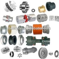 Complete Product System Low Noise and Long Working Life tapered spline shaft coupling