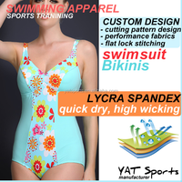 Custom design beach swimwear one piece bikini sublimation Lady sex bikini girl swimwear
