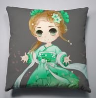 Factory Wholesale High quality TV series The Journey of Flower star Sweet Baby soft Throw pillow Decorative cushion BZ1272