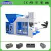 QMY12-15 laying machine hydraulic mobile brick machine