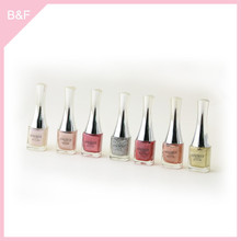 high quanlity private label nail polish nail image plate machine