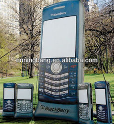 new giant inflatable mobile phone inflatable cell phone