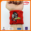 2016 Halloween-themed Embroidery Cotton Wholesale Terry Sports Sweatbands