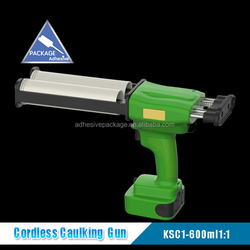 KSC1-600ml 1:1 Two-component Cordless Applicator for Polyurethane Resin