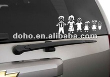 Family Stickers Vinyl graphics Auto Window Graphics decals
