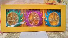 Alla Mahamod Ally Muslim Islamic religious item home decor gift box figurine