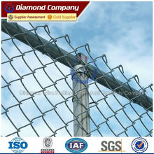 diamond shape wire mesh fence price/ diamond chain link mesh fence gates for sale