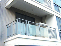 High Quality Tempered Laminated/Lamination Glass Balcony Glass Curtain/Fencing