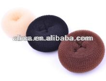 hair accessories bun makers has Three kinds of color