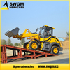 HR910H Mini Wheel Loader With EPA CE GOST ISO certificate European Farm Used Excavator