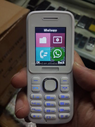 Top selling Factory Price Blu Mobile Phone Qwerty Dual Sim Quad Band Blu Cell Phone cheap slim mobile phone with whatsapp