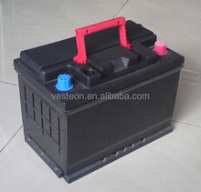 Maintenance free Automotive battery