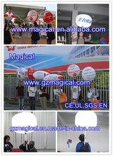 Backpack inflatable advertising balloon / inflatable light balloon