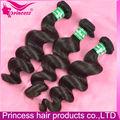3 Bundles peruano excelente calidad productos naturales para el cabello