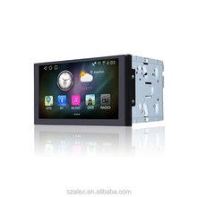 AL-5701 Newest Android 4.4.4 Two Din Universal Car DVD Player with GPS/Radio/RDS/Bluetooth/wifi/DVR