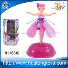 Mais quente! Novo Estilo Moda pilhas Dolls Flutter Bye Flying Fairy