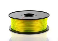 1.75 / 3mm colored PETG T-glass 3D plastic material for 3D printer and 3D pen
