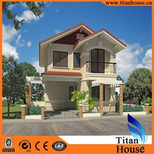Cheap And Fast Construction Steel Frame Prefabricated House