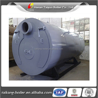 WNS Series Cheap and Fine gas fired steam boilers