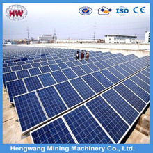 10kw solar panel system/low price mini solar panel in China with full certificate - HW