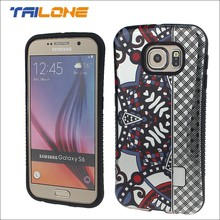 custom cell phone housing for samsung galaxy gran for Samsung galaxy s6 plated