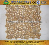 Excellent yellow stone g684 black peal