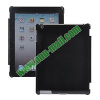 hot selling ultrathin Plastic Hard Back Cover Case for iPad 4