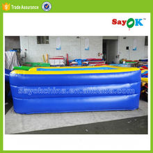 cheap halloween giant bouncy castle inflators with water