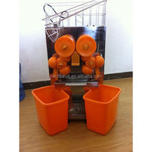 High efficient fruit juicer machine with low investment and easy to operate