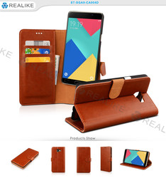 Magnetic detachable stand phone case for samsung galaxy a9