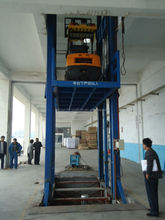 Hydraulic warehouse elevator lift/goods elevator/cargo lift platform